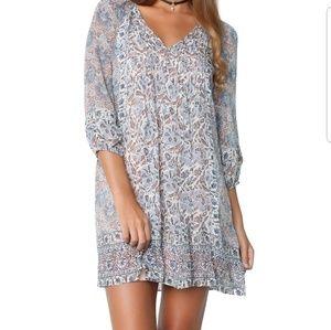 NWT! Joie Foxley Silk Dress
